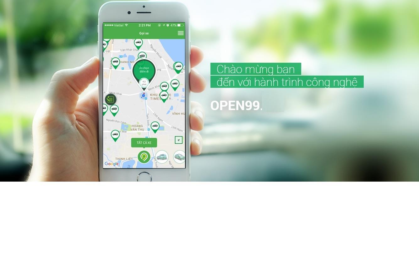 App Gọi Xe CNS SMartTaxi